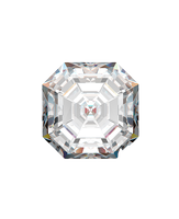 Asscher Graded diamond. Monford Diamonds in Berkshire and Buckinghamshire